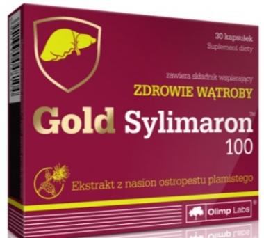 GOLD SYLIMARON 100 30KAPS OLIMP LABS