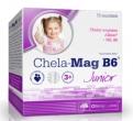 OLIMPEK CHELA-MAG B6 JUNIOR 15 SASZETEK POMARAŃCZA OLIMP LABS